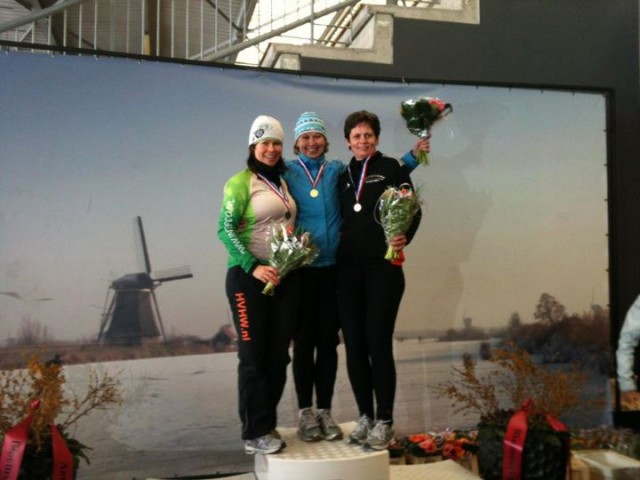 Nederlands kampioen allround dames 45-50 jaar 2012