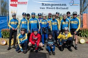 RVNH 18-04-2015hele ploeg in alkmaar