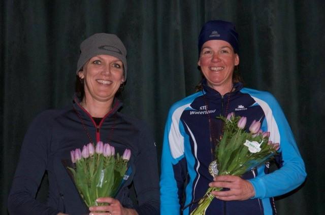 podium dames masters